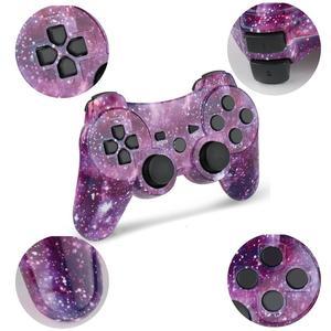 Image 4 - Bevigilac controle duplo bluetooth wireless, console de jogo, joystick para sony playstation ps 2 3 ps3 ps2 acessórios