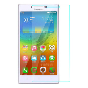 Image 2 - For Lenovo P70 P 70 Tempered Glass Screen Protector 0.26MM 9H Safety Protective Film On P70 T Dual Sim TD LTE pelicula de vidro