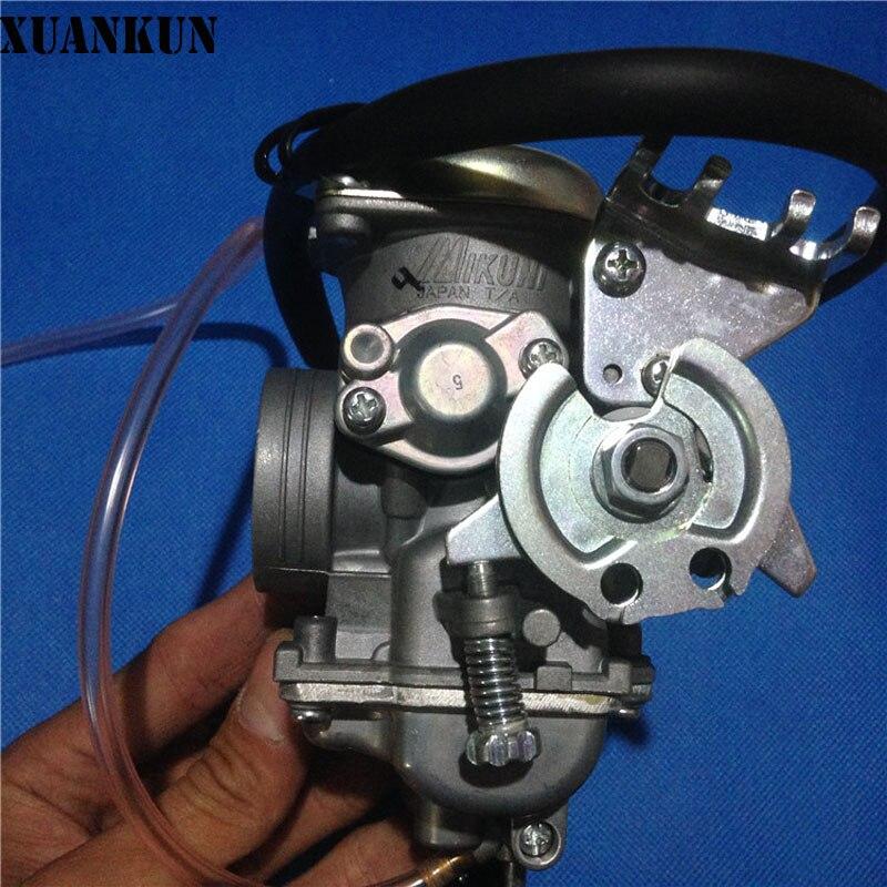 XUANKUN Motorcycle JYM125-B-3E YBS YBZ Carburetor Vacuum Film запчасти для мотоциклов yamaha ybr125 yb125e s z jym125 3 2 3e