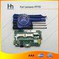 Original usado funcionan bien para lenovo p770 mainboard placa madre proveedor de piezas de repuesto envío libre + herramientas