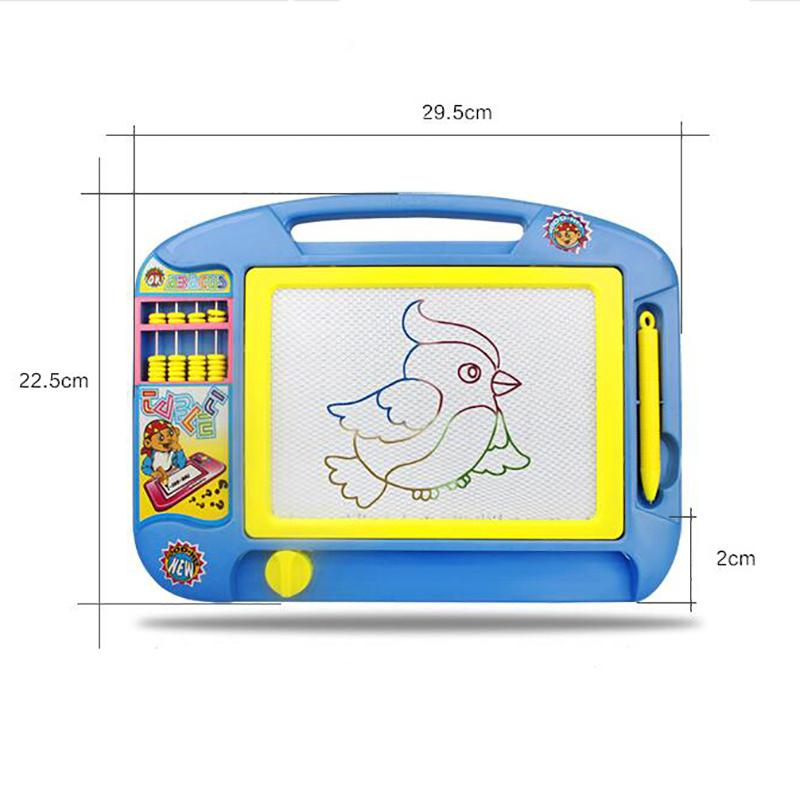 LeadingStar Children Magnetic Drawing Board Erasable Sketch Doodle Pad Writing Art Toy ...