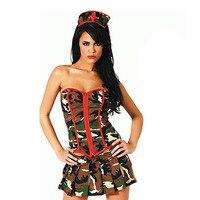 セクシーなホットナース衣装セクシーランジェリーロールプレイングゲームのナース制服誘惑ノースリーブレッドストリップ服用女