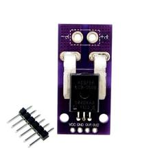 100a/50a 홀 전류 센서 모듈 ac dc 전류 센서 ACS758LCB 050B ACS758LCB 100B PFF T rc 모델 용 고정밀