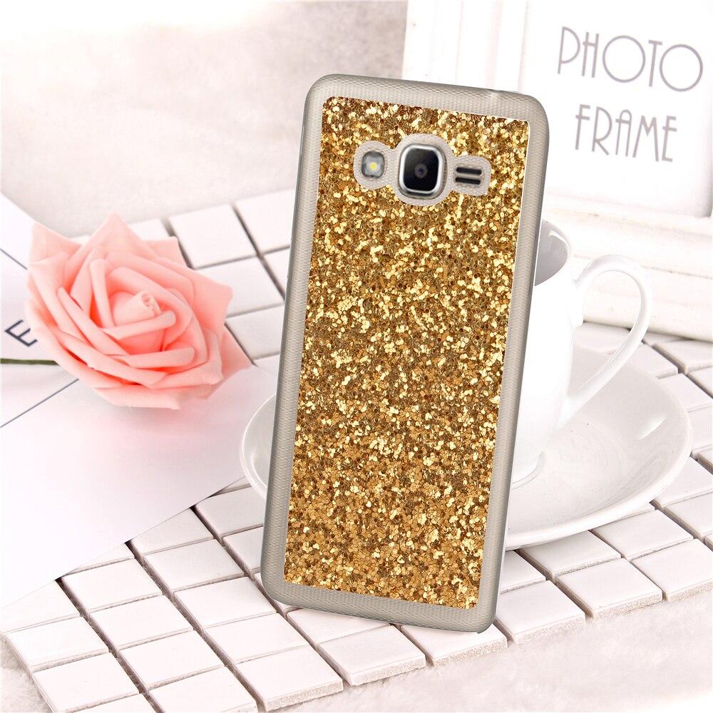 Чехол для Samsung Galaxy J2 Prime g532 Bling Блеск кожи Мягкий силиконовый чехол для Samsung J 2 Prime Ультра тонкий задняя крышка