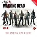 The Walking Dead Michonne Rick Grimes Action Figure Cosplay Covernor Juguetes Brinquedo 13 cm Pvc Modelo de Construção de Brinquedos Brinquedos Infantis