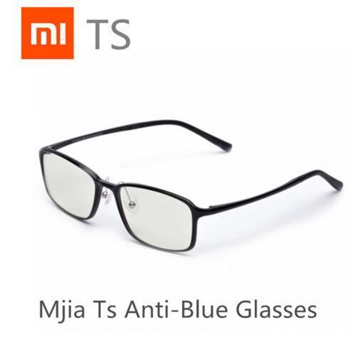 Original Xiaomi Mijia TS Anti Blue Glasses Goggles Glasses Anti Blue Ray UV Fatigue Proof Eye Protector Mi Home TS Glasses