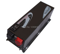 DC48V 6000W Power Frequency inverter Power Star W7 pure sine wave inverter with charger