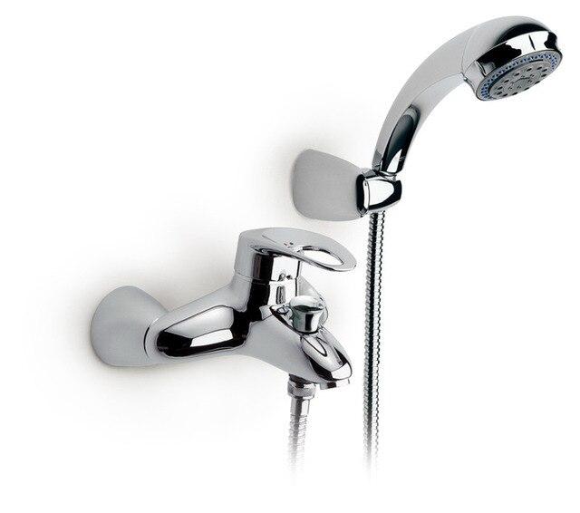 Immeasurably roca wall mounted bathtub shower faucet plumbing hose ...