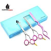 5 5 Professional Hair Cutting Thinning Scissors Japanese Hairdressing Salon Scissors Barber Beauty Haircut Shears Hot