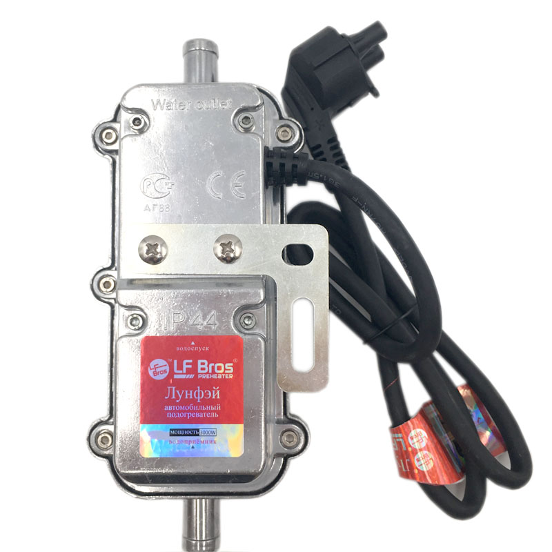 220V 3000W Car Engine Preheater Engine Heater EU Plug Truck Motor SUV Boat Air Parking Heater Automobile Preheater стоимость