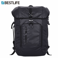 BESTLIFE Rubber Large Capacity Multi functional Waterproof and anti theft Laptop Backpack For travel bags mochila masculina