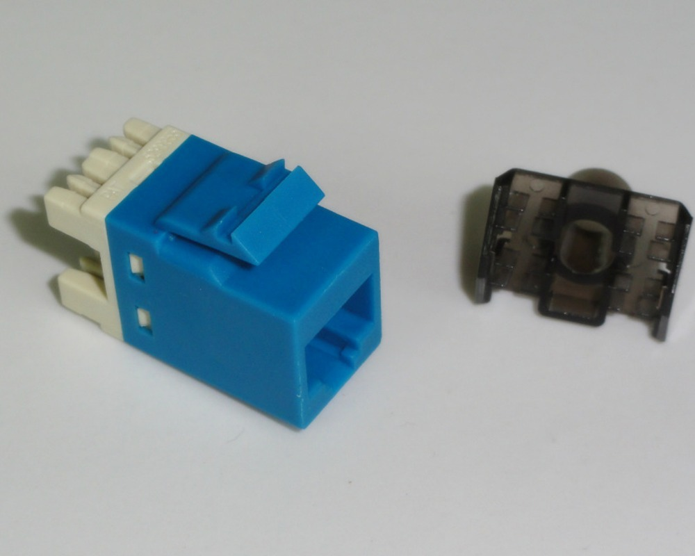 Lykj3101 Keystone Jack Cat6 Rj45 Utp 110 Idc Amp Style In Telecom B A Cat 6 Wiring Diagram Parts From Cellphones Telecommunications On Alibaba Group