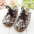 Высокое качество Новый стиль # девочка младенческой малышей леопарда детская кровать в обуви прогулки