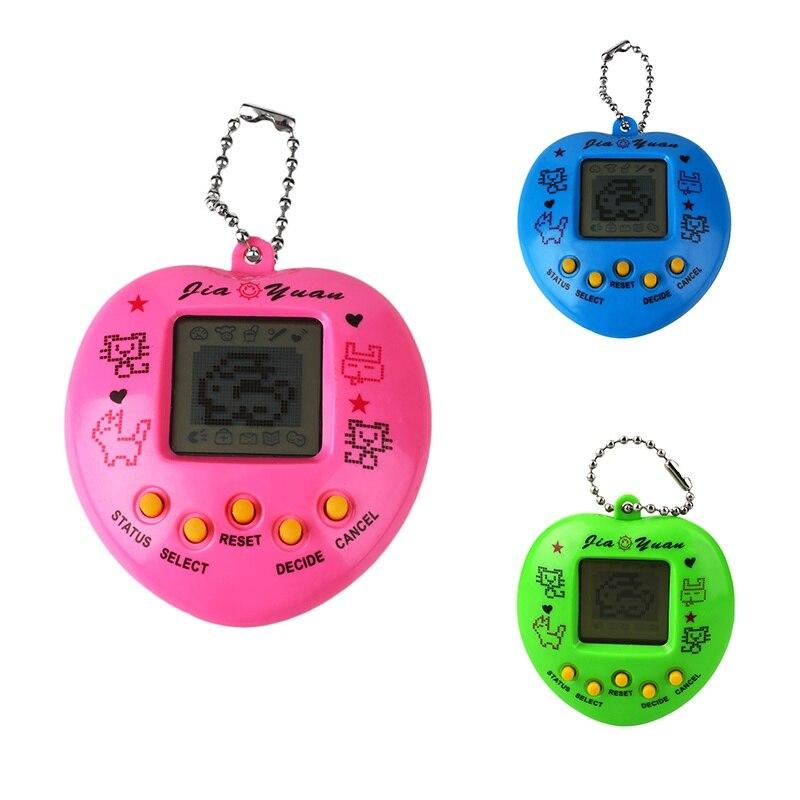 1 Stück Elektronische Pet Spiel Maschine Tamagochi 168 Pet In 1 Lernen Bildung Spielzeug Für Kinder K5 Heißer Verkauf Einfach Zu Verwenden