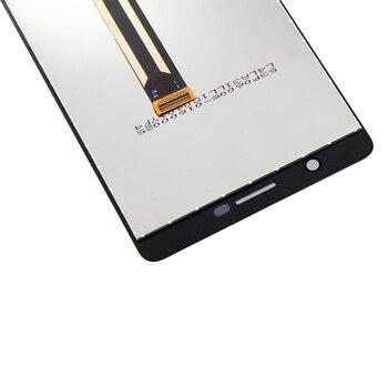 Для Nokia 7 Plus ЖК-дисплей Дисплей Сенсорный экран Стекло Панель дигитайзер в сборе с инструментами