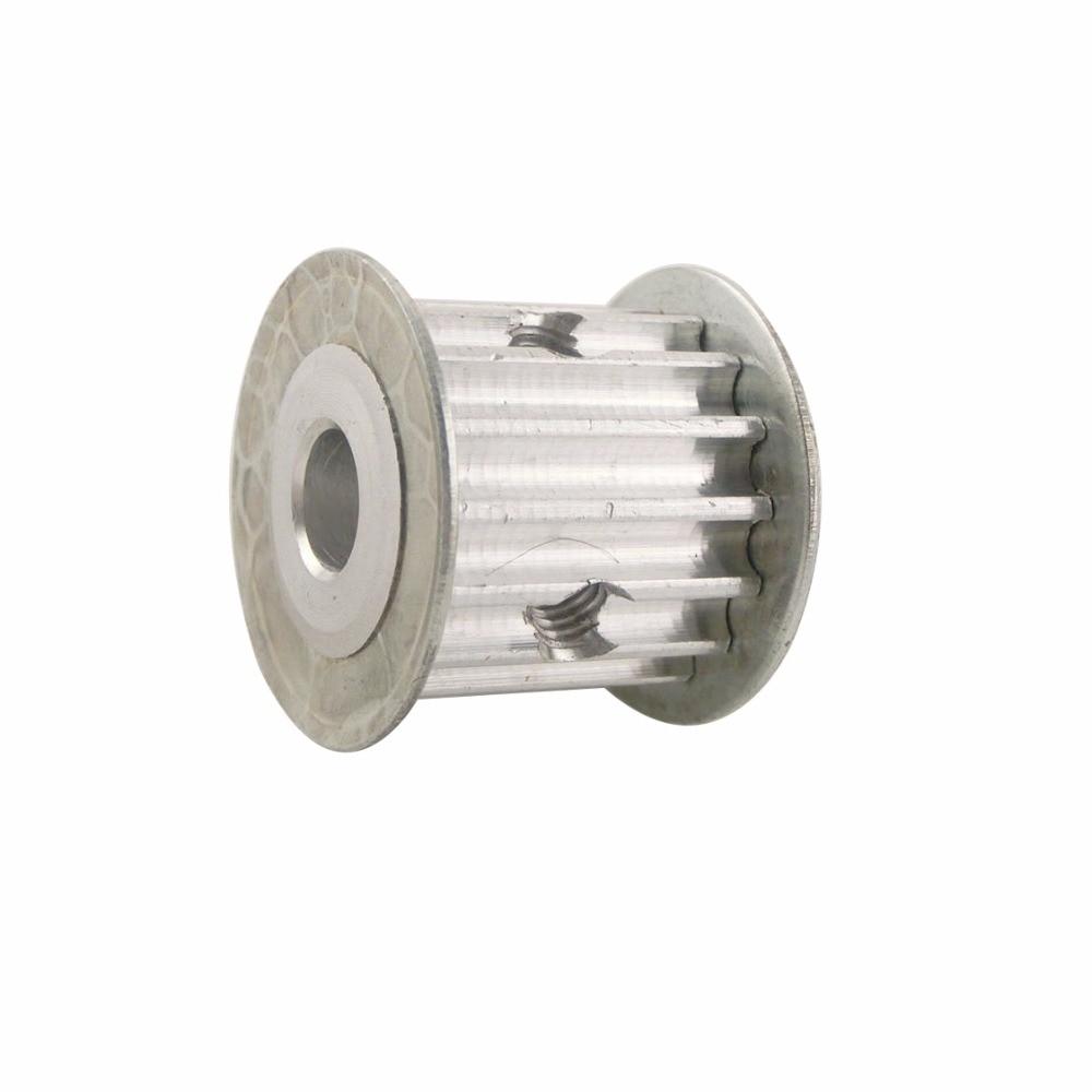 HTD 5M Type 15T 15 Teeth 8mm Inner Bore 16mm Belt Width 5mm Pitch Timing Belt Pulleys