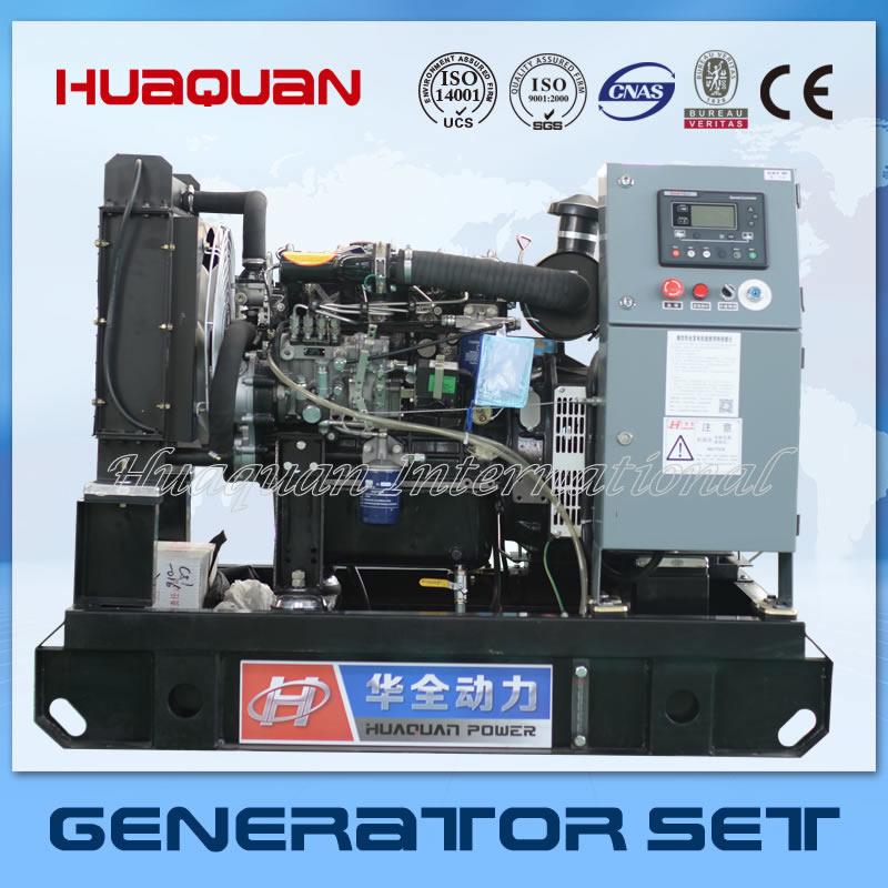 3 Phase Small Diesel Engine Generator 15kw Diesel Generator