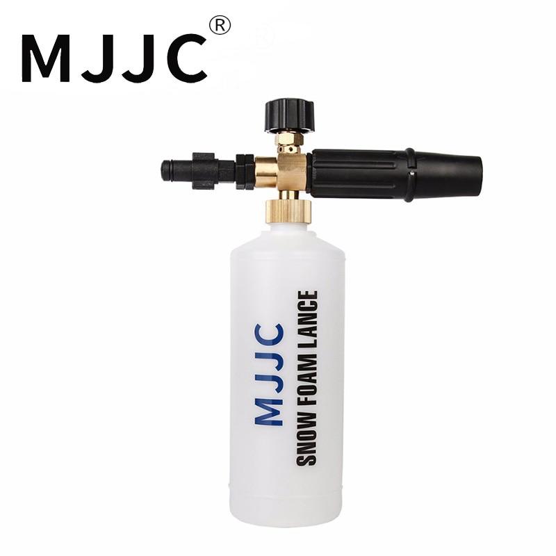 MJJC Brand Snow Foam Nozzle Foam Lance for new Interskol AM100/1400C AM120/1500C AM140/1800C, Robinzon / Sturm / Texas / Hitachi