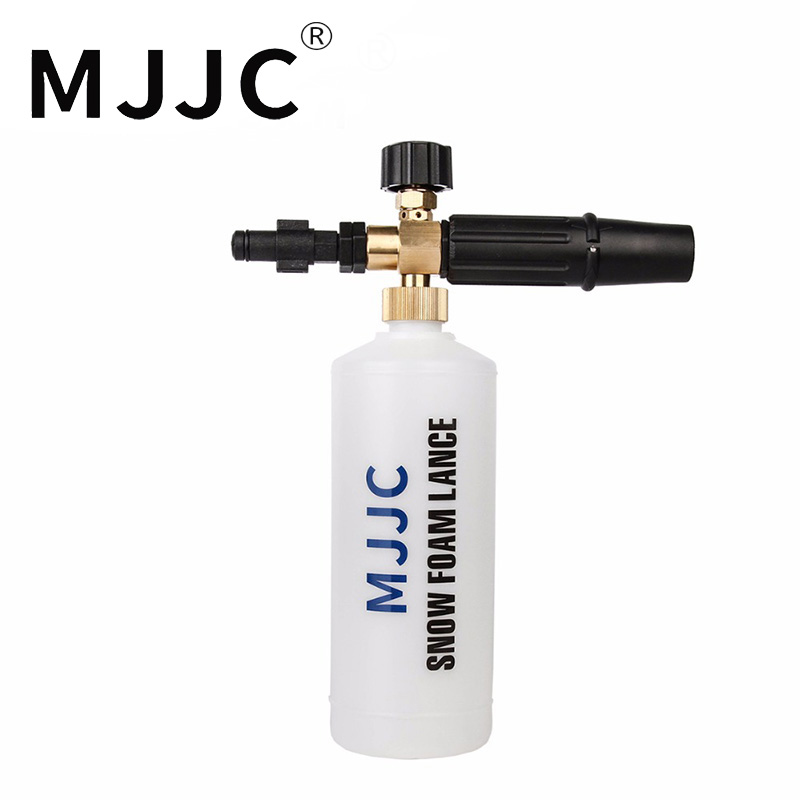 MJJC Brand Snow Foam Nozzle Foam Lance for new Interskol AM100/1400C AM120/1500C AM140/1800C, Robinzon / Sturm / Texas / Hitachi