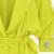 2017 Plus Size Mulheres Casacos de Verão Para Venda Tamanho Grande contornou Casaco Com Decote Em V Manga Batwing Casaco Amarelo Longo Espanador 4Xl