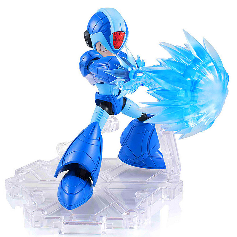 Megaman Rockman Action Toy Anime Figures Pvc Model Collection For Baby Girls Kids Lover Children Best Christmas/birthday Gift
