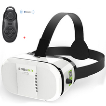 G oogleกระดาษแข็งVR BOBO VR Xiaozhai Z3 3D VRแว่นตาที่สมจริงหมวกกันน็อกความเป็นจริงเสมือนO Culus rift DK2สำหรับ4-6นิ้วมาร์ทโฟน