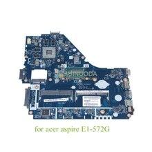 V5WE2 LA-9531P REV 1A NBMFP1100B NB.MFP11.00B For acer aspire E1-572G laptop motherboard core i5-4200U+Radeon R7 M265 Graphics