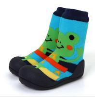 2018 새로운 Attipas 같은 디자인 신발 아기 소녀 소년 신발 신생아 아기 모카신 신발 앙팡 신발 양말 고무 단독 아이