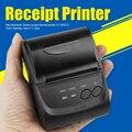 2 pulgadas ZJ-5802LD puerto mini Bluetooth Android impresora térmica de Recibos impresora térmica