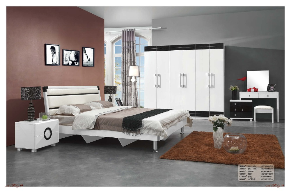 Muebles De Dormitorio Set Free Shipping Delivery To La , With King ...