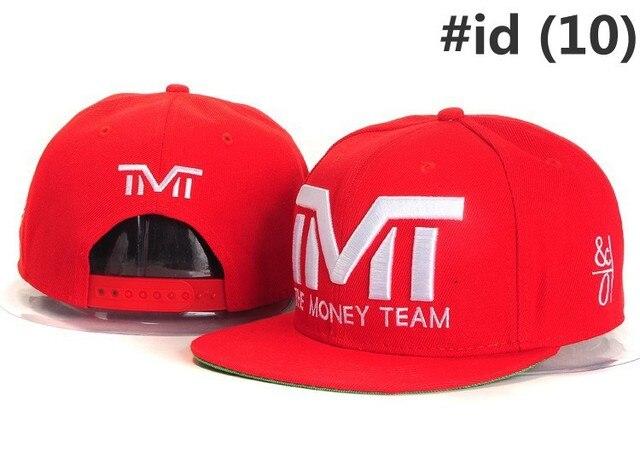 ae497dedb08 TMT hat cap TBE The Money Team