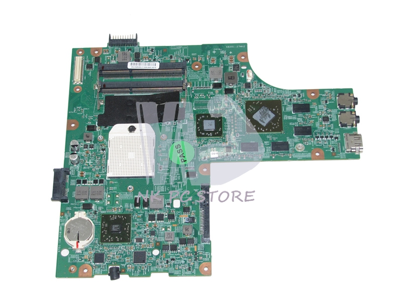 CN-0HNR2M 0HNR2M HNR2M Main Board For Dell Inspiron 15R M5010 Laptop motherboard 48.4HH06.011 HD4650 Video Card Free CPU free shipping 760970 501 zso50 la a992p i5 4210u 2gb main board for 15 r notebook motherboard