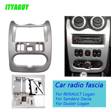 ITYAGUY Double DIN font b Car b font dash font b Radio b font Fascia for