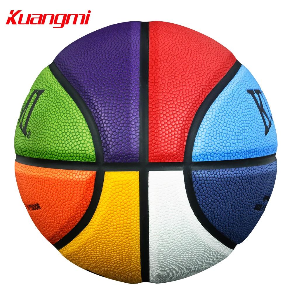 Kuangmi 8 Χρώματα Μπάσκετ Μπάσκετ για - Ομαδικά αθλήματα - Φωτογραφία 3