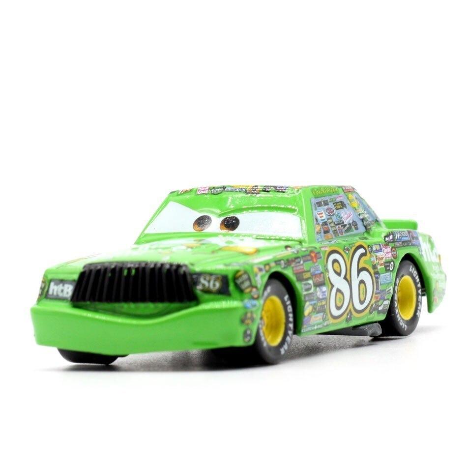 39 стиль Молнии Маккуин Pixar Тачки 2 3 металлические Литые под давлением тачки Дисней 1:55 автомобиль металлическая коллекция детские игрушки для детей подарок для мальчика - Цвет: 2