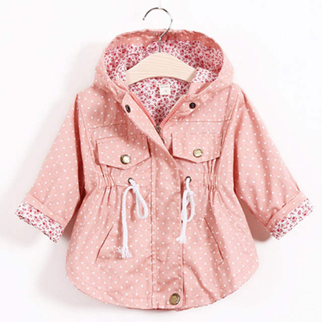 a2e0e9d9e Online Shop Hot Fashion Children s Jacket Girls Outwear Casual ...
