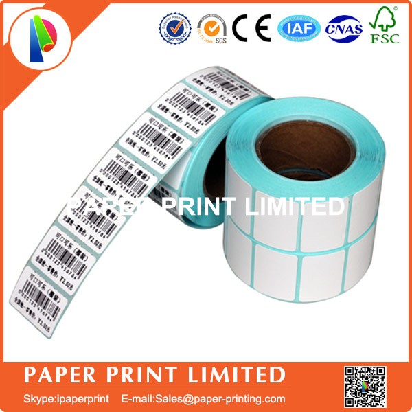 30 x rolls Sticker Label 30*20 mm 800 PcsRoll Thermal Label Blank Label For Supermarket Logistics Barcode Price Label