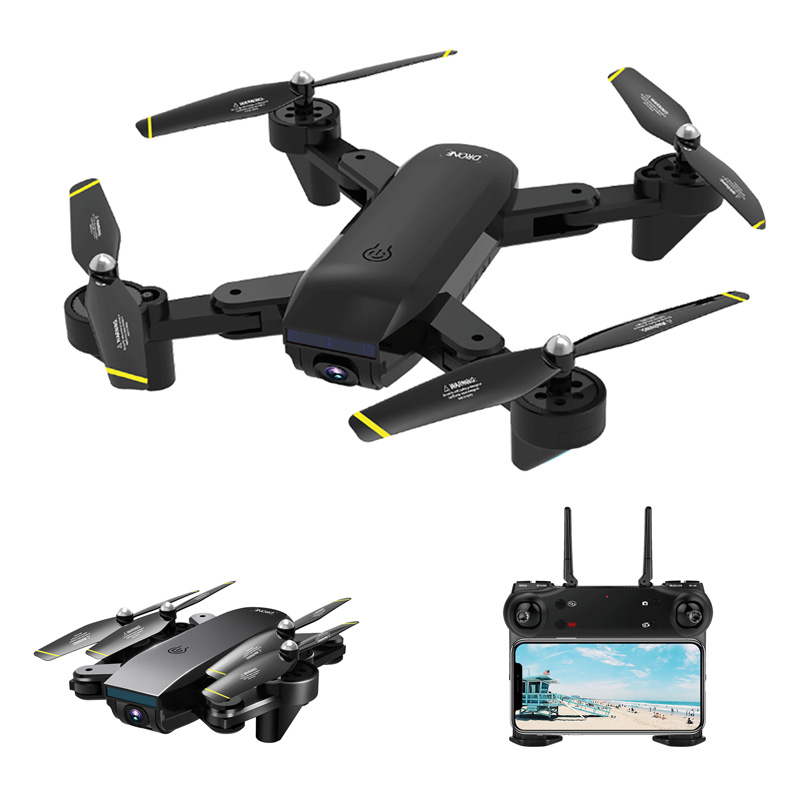 VODOOL SG-700D WiFi FPV With 4K 1080P 720P Wide Angle HD Camera High Hold Mode Foldable Arm RC Quadcopter Drone RTF Aircraft Toy
