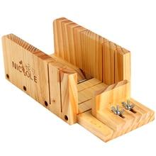 Регулируемый нож для мыла, деревянная коробка, многофункциональный режущий и строгальный станок, инструмент для изготовления мыла ручной работы