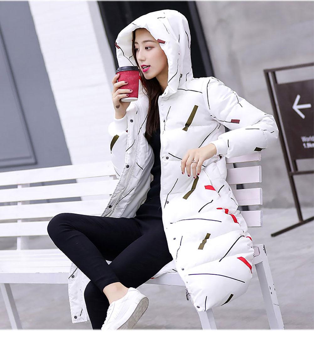 coat outerwear thicken PinkyIsBlack 5