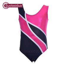 Girls Ballet Dance Skirt Kids Leotards Dancing Dresses Clothing Children Training Clothes Gymnastics