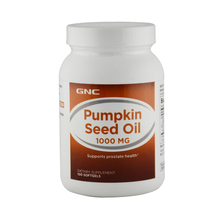 American Pumpkin Seed Oil 1000mg 100 Softgel  Supports prostate health Item  Free shipping