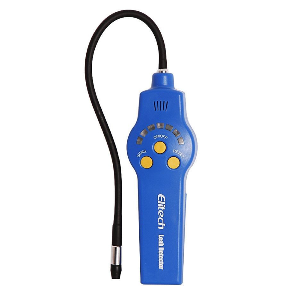 все цены на THGS Elitech HLD-200+ Refrigerant Halogen Leak Leak Detector Tester R410A R134A HVAC онлайн