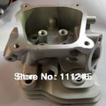 Головка цилиндра для HONDA GX160 5.5HP 163CC двигатель Бесплатная доставка генератор водяной насос ZYLINDER блок REPL. OEM #1 2210-Z1T-010.