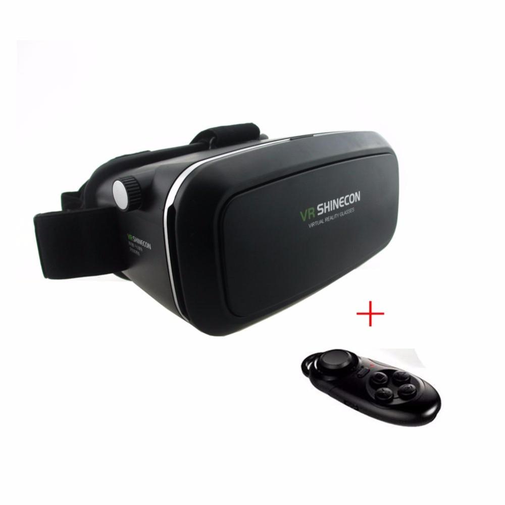 VR Shinecon 3D réalité virtuelle lunettes polarisées VR boîte pour 4.7 -6.0  smartphone 3D VR casque casque eebeb63d8cd2