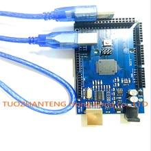 5PCS Mega 2560 R3 Mega2560 REV3 ATmega2560 16AU CH340G Board NO USB Cable compatible for Arduino