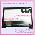 "13.3"" LCD Touch Screen N133HSE-EA3 LCD  Assembly+ Frame For ASUS Transformer Book Flip TP300 TP300LA TP300LD(1920X1080)"