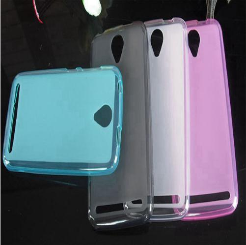 4Colors Pudding Cover for Qmobile Noir As