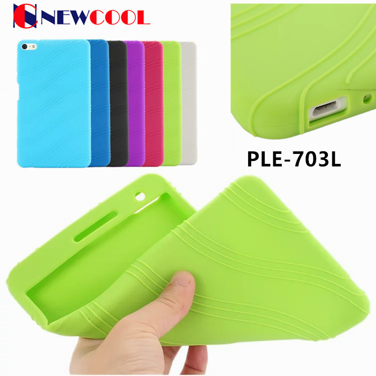 2016 New Tablet T2 pro 7.0 For Huawei T2 pro 7.0 PLE-703L 7 inch Tablet Case Solf Silicone Back Cover Case