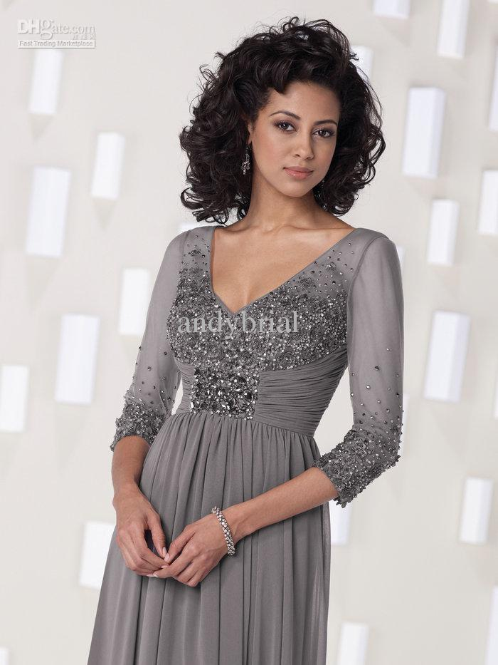 Aliexpress.com : Buy Semi Formal Dresses Mother Of The Bride Shop ...